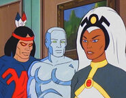 X-Men (Earth-8107) and Robert Drake (Earth-8107) from Spider-Man and His Amazing Friends Season 3 7 0001
