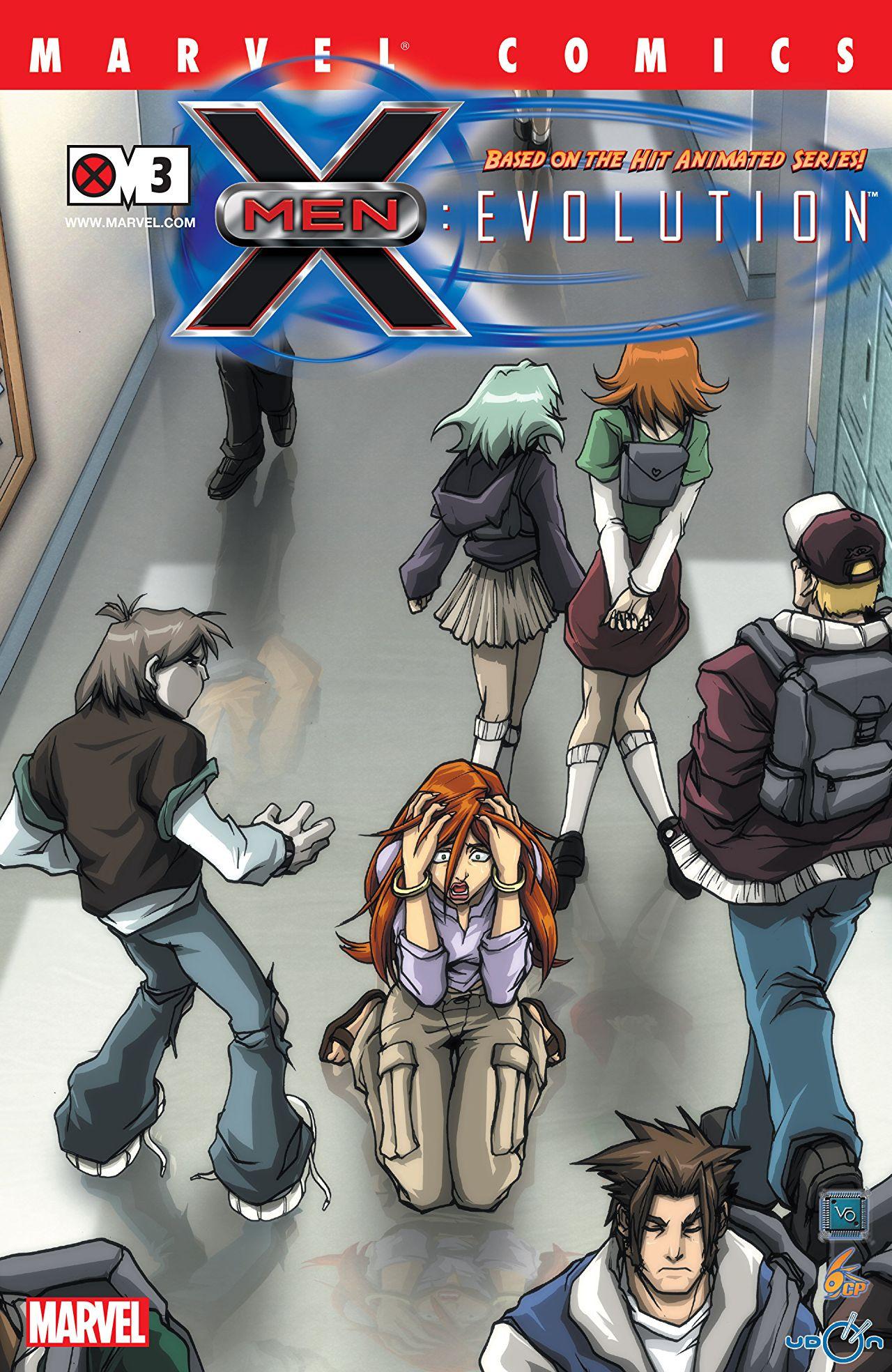 X Men Evolution Vol 1 3 Marvel Database Fandom Powered