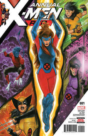 X-Men Red Annual Vol 1 1
