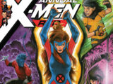 X-Men: Red Annual Vol 1 1