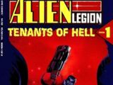 Alien Legion: Tenants of Hell Vol 1