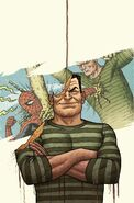 Amazing Spider-Man Vol 1 615 Villain Variant Textless