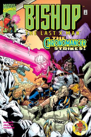 Bishop the Last X-Man Vol 1 3