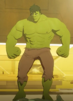 Bruce Banner (Earth-904913) from Iron Man Armored Adventures Season 1 23 001