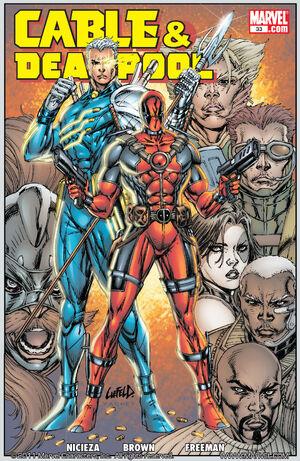 Cable & Deadpool Vol 1 33