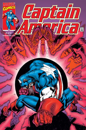 Captain America Vol 3 29