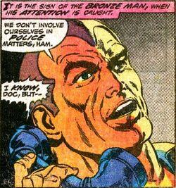 Clark Savage, Jr. (Earth-616) Doc Savage Vol 1 3
