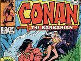 Conan the Barbarian Vol 1 154