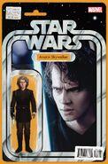 Darth Vader Vol 2 1 JTC Exclusive Action Figure Variant