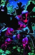 Deadpool Wade Wilson's War Vol 1 4 Textless