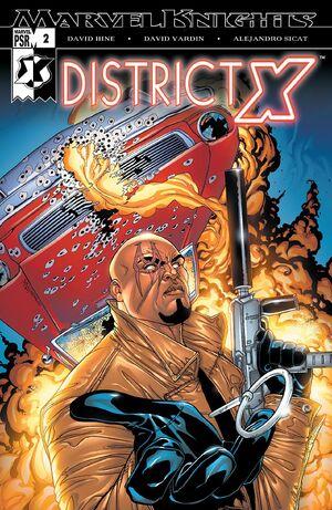 District X Vol 1 2