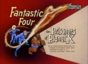 Fantastic Four (1967 animated series) Season 1 9 Screenshot