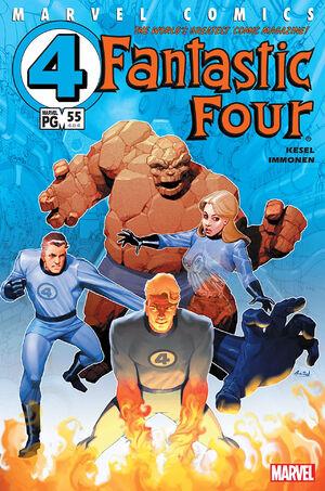 Fantastic Four Vol 3 55