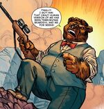 Foggy Bearson (Earth-21376) from Secret Wars Too Vol 1 1 001