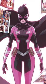 Gwendolyn Poole (Earth-TRN639) from Unbelievable Gwenpool Vol 1 20 003