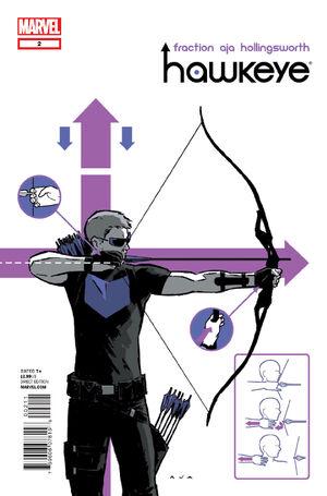 Hawkeye Vol 4 2