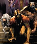 Hounds (Verna) (Earth-001) from Amazing Spider-Man Vol 3 9 0002