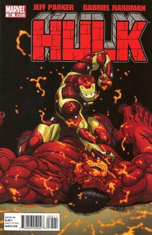 Hulk Vol 2 25