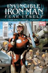 Invincible Iron Man Vol 1 506