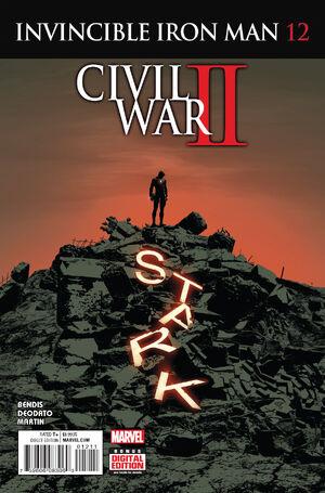 Invincible Iron Man Vol 3 12