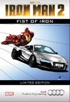 Iron Man 2 Fist of Iron Vol 1 1