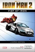 Iron Man 2 Fist of Iron Vol 1 1