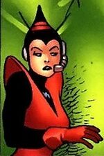 Janet Van Dyne (Earth-70813) from Avengers Classic Vol 1 1 0001