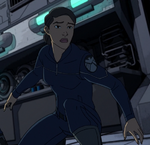 Maria Hill (Earth-12041) 002