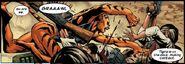 Marie Grant (Earth-1610) and Al-Qaeda (Earth-1610) from Ultimate Comics Ultimates Vol 1 22 001