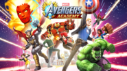 Marvel Avengers Academy (video game) 029