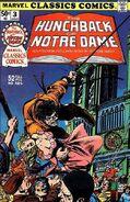 Marvel Classics Comics Series Featuring Hunchback of Notre Dame Vol 1 1