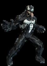 Marvel Heroes Venom Render