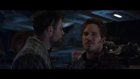 """Marvel Studios' Avengers Infinity War -- """"Flattery"""""""