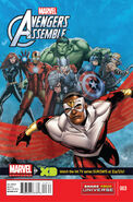 Marvel Universe Avengers Assemble Vol 1 3