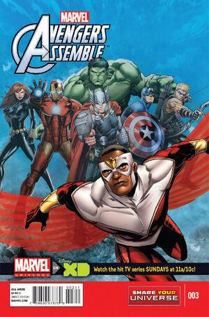 Marvel Universe Avengers Assemble Vol 1 3