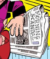 Morning Scandal (Earth-8311) Peter Porker the Spectacular Spider-Ham Vol 1 2