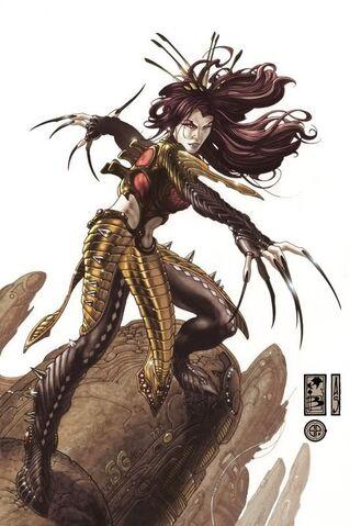File:New X-Men Vol 2 45 Textless Bianchi Variant.jpg