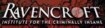 Ravencroft Vol 1 1 Logo