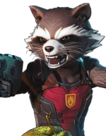 Rocket Raccoon (Earth-TRN765) from Marvel Ultimate Alliance 3 The Black Order 001