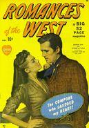 Romances of the West Vol 1 1