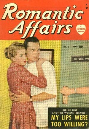 Romantic Affairs Vol 1 3