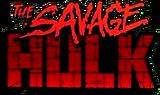 Savage Hulk (1996) Logo