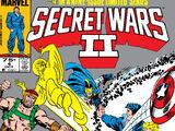 Secret Wars II Vol 1 4