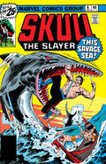 Skull, the Slayer Vol 1 6