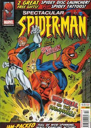Spectacular Spider-Man (UK) Vol 1 114