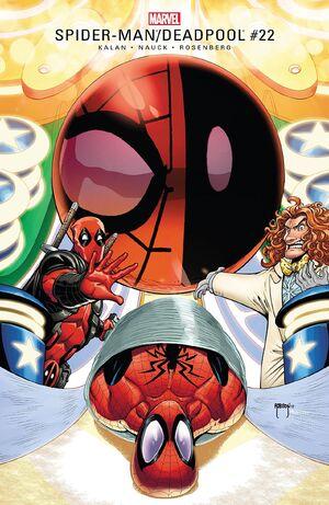 Spider-Man Deadpool Vol 1 22