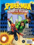 Spider-Man Heroes & Villains Collection Vol 1 38