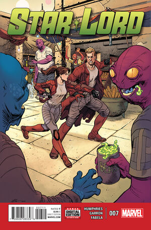 Star-Lord Vol 1 7