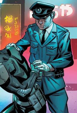 Tokyo Metropolitan Police Department (Earth-616) from New Avengers Vol 4 15 001