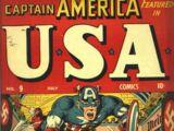 U.S.A. Comics Vol 1 9